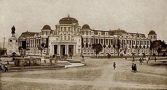 Taipei - The Taihoku Prefecture government building in the 1910s (now the Control Yuan building).