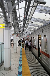 Tokyo Skytree Station Railway station in Tokyo, Japan
