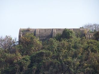Magazine Island - Former Magazine Building.
