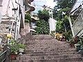 花と階段 - panoramio.jpg