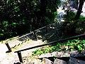 鷹栖観音堂の階段 - panoramio.jpg