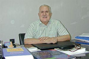 Protestantism in Lebanon - Image: K.Salibi 1 July 09