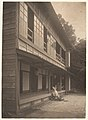 -Olga de Meyer Sitting on the Porch of a Japanese House- MET DP136216.jpg