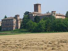 Veduta del Castello dal lato nord