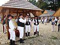 00084 Bilder von der Marktplatzeröffnung im Freilichtmuseum Sanok durch Minister Zdrojewski, am 16. September 2011.jpg