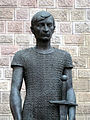 016 Sant Jordi (Joan Rebull), Rambla de Catalunya.jpg