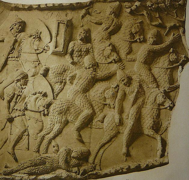 File:028 Conrad Cichorius, Die Reliefs der Traianssäule, Tafel XXVIII (Ausschnitt 01).jpg