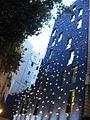 053 Globus oculars, de Frederic Amat, façana c. Comtal.jpg