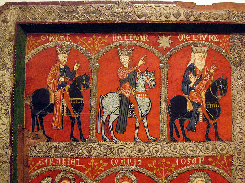 File:074 Frontal d'altar de Mosoll, els Reis d'Orient.jpg