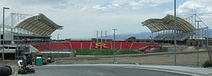 Rio Tinto Stadium des Vereins Real Salt Lake