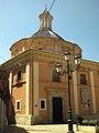 088 Basílica dels Desemparats (València), pl. Almoina.JPG