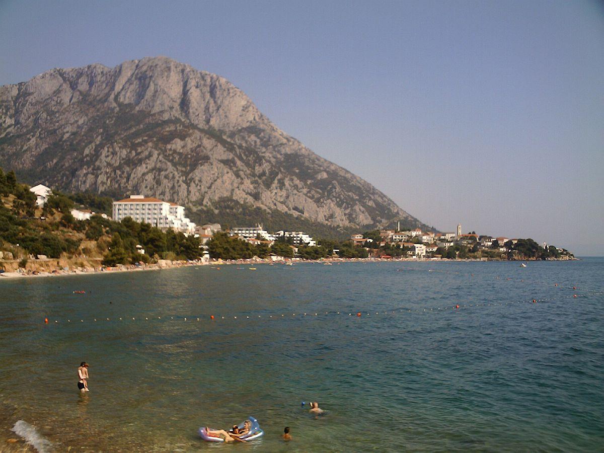 Gradac Split Dalmatia County Wikipedia