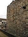 092 Sant Esteve de la Doma, mur oest.jpg