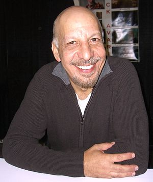 Erick Avari - Avari at the Big Apple Convention in Manhattan, 18 October 2009.