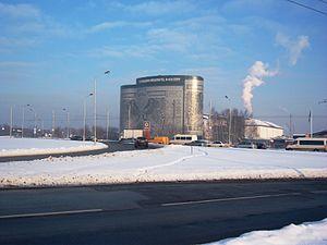Dainava (Kaunas) - 1000 Lt building