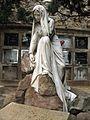 103 Tomba d'Ernest Niquet, escultura d'Enric Clarasó.jpg