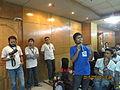 10th Anniversary of Bengali Wikipedia, 30 May 2015 39.JPG