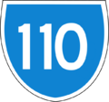 110 based on Australian State Route.png