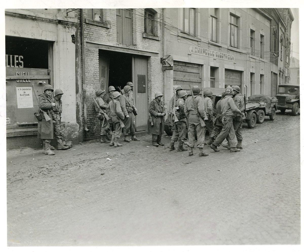 Bastogne Dating Site.)