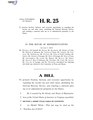 116th United States Congress H. R. 0000025 (1st session) - FairTax Act of 2019.pdf