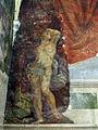 11 Ignoto fiorentino del XVI secolo, tendaggio con putti 02.JPG