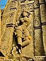 11th 12th century Suryanarayana Temple, Kalgi, Karnataka India - 44.jpg