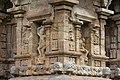 11th century Gangaikonda cholapuram Temple, dedicated to Shiva, built by the Chola king Rajendra I Tamil Nadu India (83).jpg