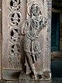 11th century Panchalingeshwara temples group, Kalyani Chalukya, Sedam Karnataka India - 45.jpg