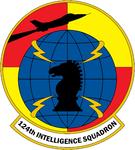 124 Intelligence Sq emblem.png