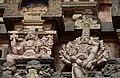 12th century Airavatesvara Temple at Darasuram, dedicated to Shiva, built by the Chola king Rajaraja II Tamil Nadu India (99).jpg