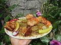 1393Mung bean soup and siomai in bilimbi, tomatoes, chili and onions 10.jpg