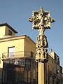 139 Creu de terme del Pati, a la plaça Major.jpg