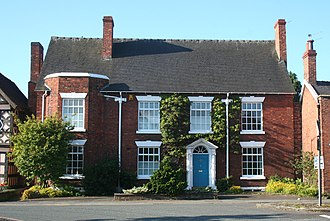 Combermere House, Nantwich - Combermere House, 148 Hospital Street, Nantwich