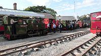 150th Tal-y-Llyn Line up (19461455625).jpg