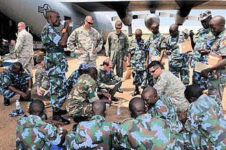 Seventeenth Expeditionary Air Force - Image: 17af afafrica 2