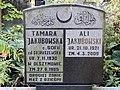 181012 Muslim cemetery (Tatar) Powązki - 29.jpg