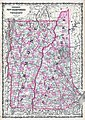1862 Johnson Map of Vermont and New Hampshire - Geographicus - VTNH-johnson-1862.jpg