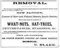 1868 Blake NorthSt BostonDirectory.png