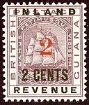 1889 2 2c BrGuiana YvFP16 SG192.jpg