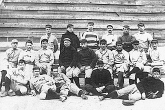 1898 Cleveland Spiders season - The 1898 Cleveland Spiders