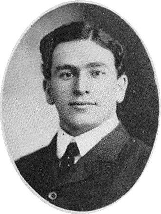 William Penn Bates - Bates at Auburn in 1903