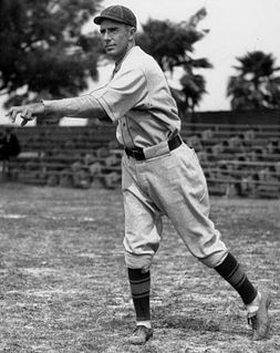 Johnny Cooney American baseball player and manager