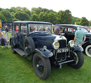Vauxhall 20-60 - Image: 1930 Vauxhall 20 60 T type Cropped