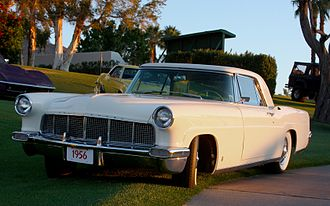 Gordon Buehrig - 1956 Continental Mark II