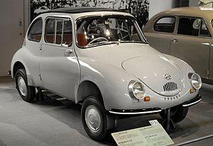 Subaru - 1958 Subaru 360