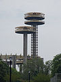 1964–1965 New York World's Fair New York State Pavilion.jpg