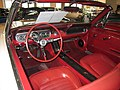 1966 Ford Mustang Convertible (Interior).JPG