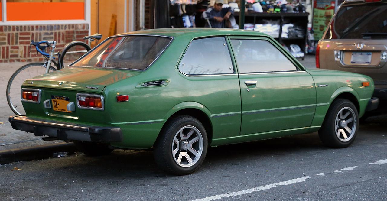 File 1977 Toyota Corolla Te31 Two Door Sedan Jpg