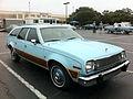 1978 AMC Concord DL wagon blue 2014-AMO-NC-06.jpg