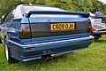 1986 Audi Quattro in Blue - Back.jpg